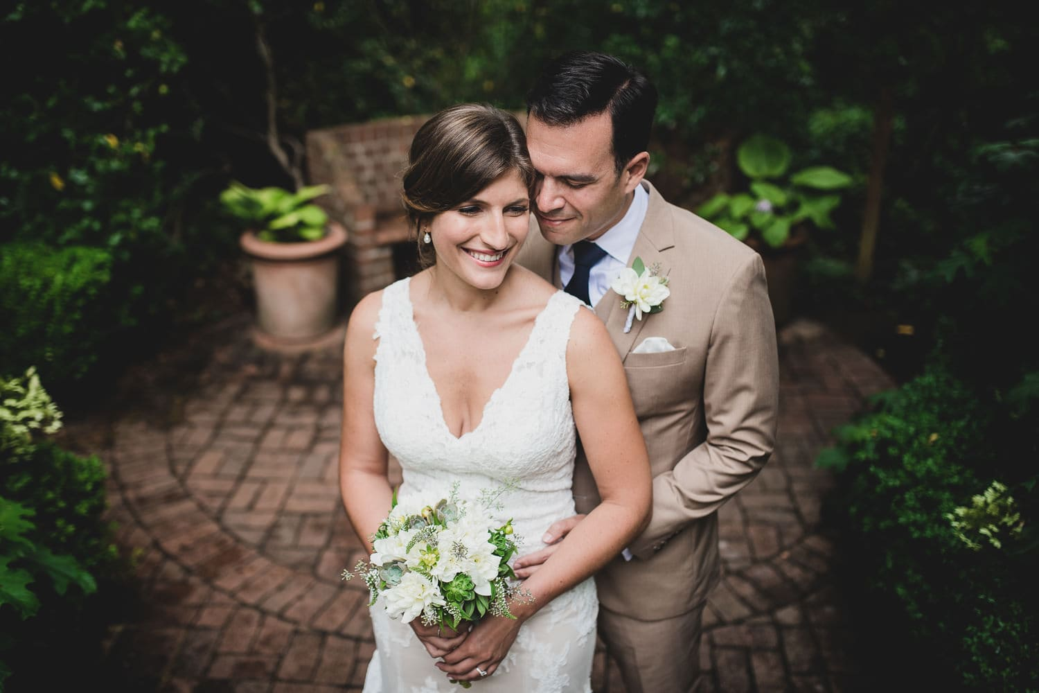 Kyle Carnes Photography Leach Botanical Garden Portland Oregon Wedding