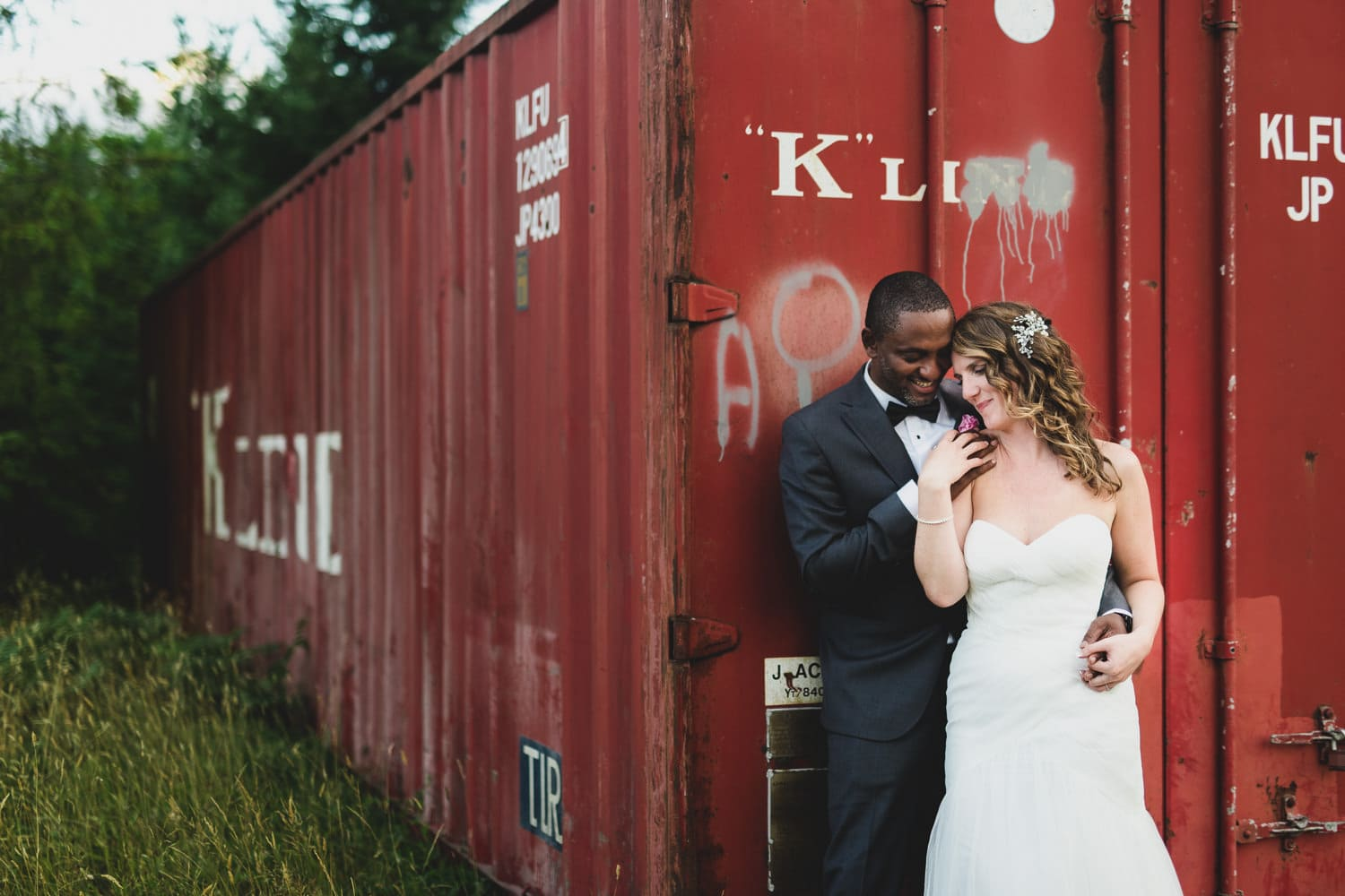 Kyle Carnes Photography Skye Farm Guesthouse Washougal Washington Wedding