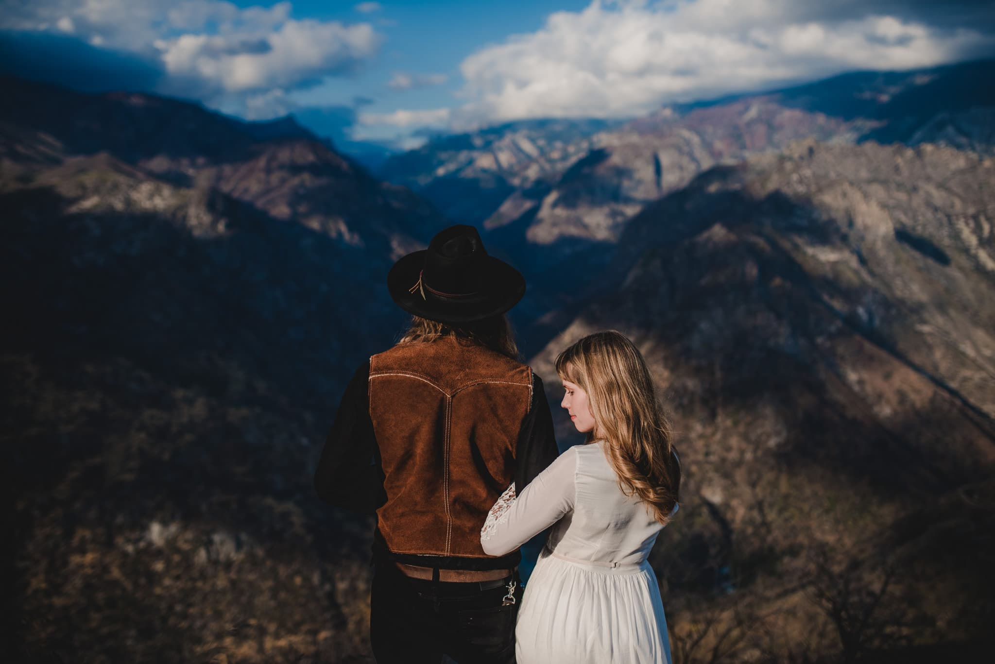 Outdoor Adventure Wedding Photography Sequoia National Park