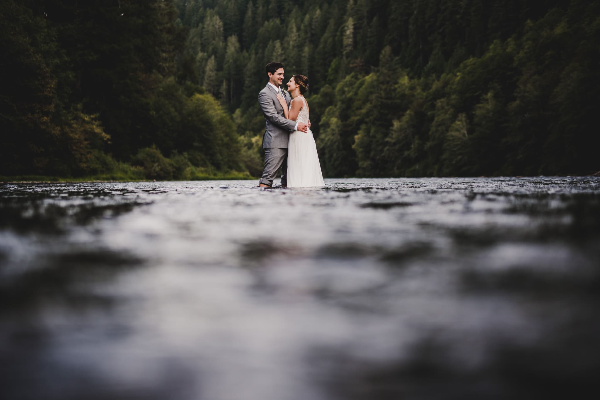 McKenzie River Wedding Photography