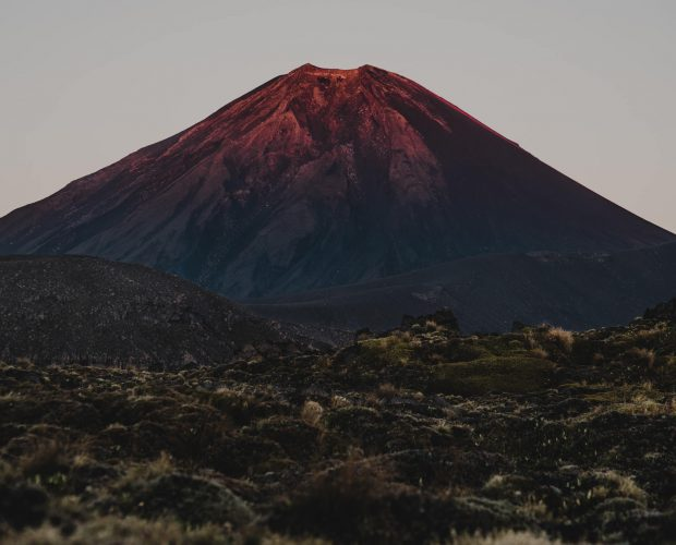 Mount Ngauruhoe Tongariro Northern Circuit Adventure Photography