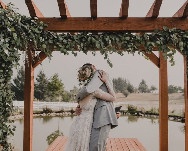 Wind Mountain Ranch Wedding Photography