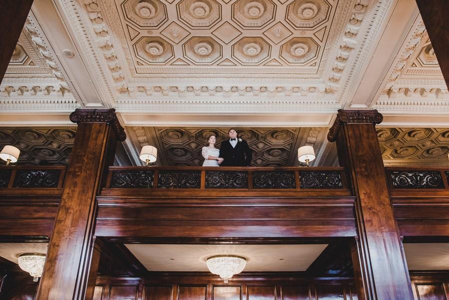 Benson Hotel Wedding Portland Oregon Photography 082
