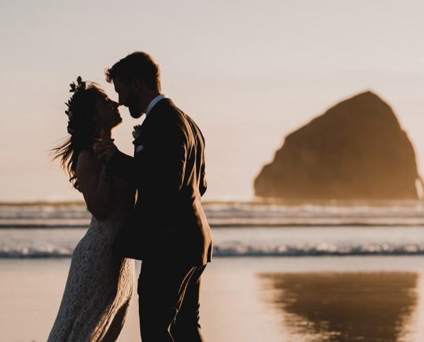 Cape Kiwanda Wedding Photography